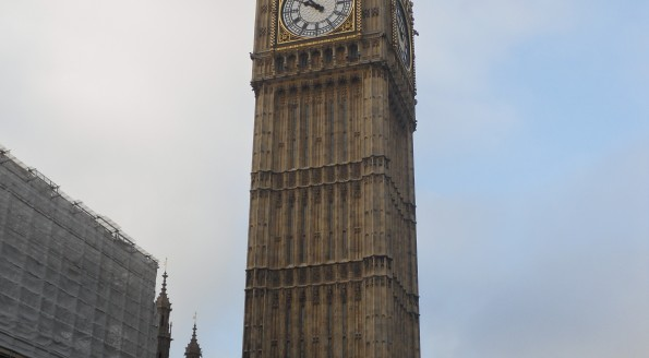 Big Ben.  It Really is Big!